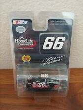 2007 #66 Steven Wallace Home Life Community Hood Open 1/64 MA Action Diecast MIP