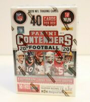 2020 Panini Contenders Football Blaster Box Factory Sealed