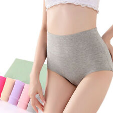 Womens Lady Breathable Seamless Bowknot Panties Bamboo Fiber Mid Waist Underwear