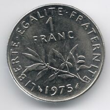 France : 1 Franc 1975