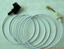 Telefon-Anschlusskabel 2m für elfenbeinfarbene W 48,W49, NEU, mit TAE (Bild)