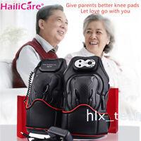 Knee Pad Joint Arthritis Pain Physiotherapy Massage Heat Vibration Relax Machine