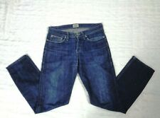 NAKED & FAMOUS ~ SKINNY GUY ~ Button Fly Blue 13.5 Denim Jeans ~ Mens Size 31