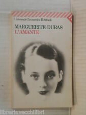 L AMANTE Marguerite Duras Feltrinelli 1989 libro romanzo narrativa racconto di