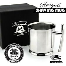 Stainless Steel Made Shaving Soap Mug Perfect to keep Your Soap Safe and Water