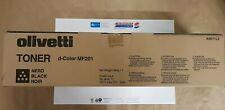 Toner nero originale B0778 Olivetti D-COLOR MF201