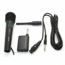 Condenser Sound Professional Microphone Mic For Meeting Party DJ Karaoke BLACK