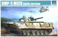 RUSSIAN BMP-3 MICV (EARLY VERSION) TRUMPETER 1/35 PLASTIC KIT