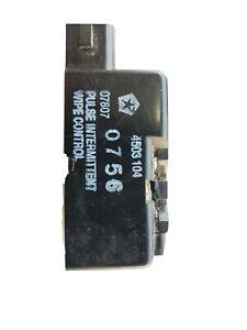 1994 1997 Dodge Ram Dakota Intermittent Wiper Relay Control Module 4503104 Oem