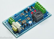 Basic Flame Detector Circuit Board Fire Sensor Relay  5A  Load 12VDC  [ MXA042 ]