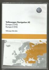 NOT UK --NEW SEALED VW NAVIGATION SD CARD DISCOVER MEDIA AS EUROPE EAST MAP V5