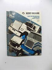 Mack Trucks Kent Moore Tool Guide Ms 200 Ms 300 Em9 400