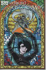 Edward Scissorhands #10 comic book movie sequel Johnny Depp