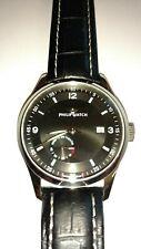 PHILIP WATCH SWAN 3H Power Reserve 27J Swiss Made  ETA 2897 Automatic Watch NEW