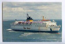 SIM0107 - Lion Ferry - Lion Prince , built 1969 ex Stena Nordica - postcard