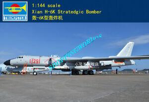 Trumpeter 03930 1:144 Scale Xian H-6K Stratedgic Bomber Model Kit