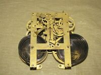 Antique F. KROEBER Mantle Clock Movement
