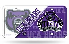 Central Arkansas Bears NSD360402 Metal Aluminum License Plate Tag University of
