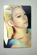 SNSD Girls'Generation YouThink HyoYeon Official Lenticular 3D Photo Sticker Card