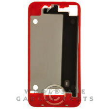 Door Frame for Apple iPhone 4 GSM Red Panel Housing Battery Cover