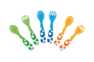 Munchkin Multi Forks and Spoons - Pack of 6