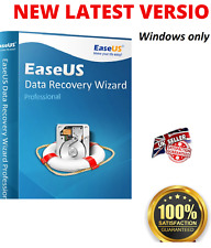 EaseUS Data Recovery Wizard v13.2 -Full Version- Lifetime License -Fast Delivery