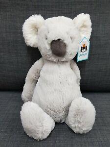 Kids Soft Toy - Jellycat Bashful Koala Medium- Baby Kids Birthday Present!