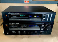 Fisher Studio Standard FM-660 Stereo Synthesizer Tuner & CA-880 Amplifier