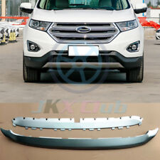 For Ford Edge 2015-2018 ABS Front Bumper Body Skid Plate Diffuser Guard Cover k