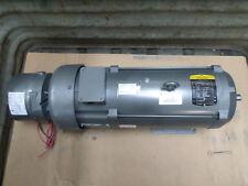 Baldor-Reliance ODP3604 DC Industrial Motor w/Stearns Brake Assembly