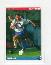 figurina card - CALCIATORI CARD JOKER 1994 94  - numero 277 SAMPDORIA ROSSI