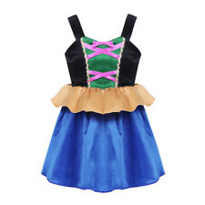 Halloween Baby Girls Princess Dress Cosplay Party Costume Kids Fairy Dress up
