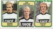 380 BENNIE MEEUS GRIETEN PEYS BELGIQUE FC.DIEST STICKER FOOTBALL 1983 PANINI