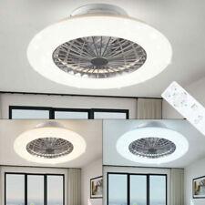 Reality Leuchten R62522187 Ventilateur de Plafond LED - Blanc