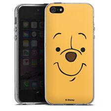 Apple iPhone SE Silikon Hülle Case - Cuddle Face
