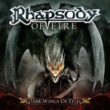 Rhapsody Of Fire - Dark Wings Of Steel (jewel case w. bonus track) - CD - New
