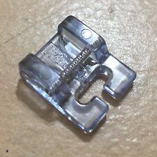 820214096 Clear Applique Presser Foot 4.5mm Pfaff Sewing Machine #93-042941-91