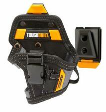 TOUGHBUILT Specialist Drill Holster, Black