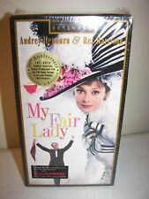 My Fair Lady (VHS, 1994, 2-Tape Set, 30th Anniversary Edition) NEW Sealed in Box
