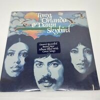 SEALED Tony Orlando and Dawn Skybird 33RPM Self Titled S/T 020416 Vinyl LP