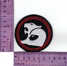 Monaro Commadore Lion & Helmet Embroidered Badge / Cloth Patch  Iron or Sew