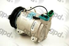 A/C Compressor-New Global 6512612 fits 2003 Suzuki XL-7 2.7L-V6