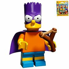 LEGO 71009 MINIFIGURES The Simpsons series 2 #05 Bart