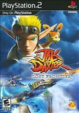 Jak and Daxter The Lost Frontier -- Sony PlayStation 2 PS2 -- C+ CONDITION