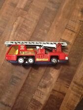 Matchbox 1972 Fire Tender Fire Engine