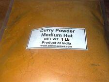 Medium Hot Indian Curry Powder 1 lb