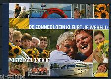Nederland Persoonlijk  prestigeboekje PP6  2489 uit 2007 De Zonnebloem