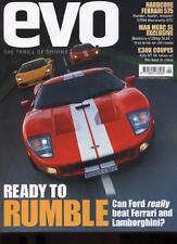 EVO MAGAZINE - Issue 071 September 2004