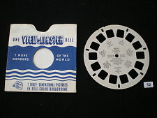VIEW-MASTER -  Lugano and Locarno, Switzerland 1948