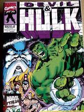 Devil & Hulk n°2 1994 ed. Marvel Italia  [G.199]